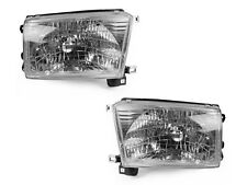 DEPO 1999 2000 2001 2002 Toyota 4Runner Replacement Headlight Set (Left + Right)
