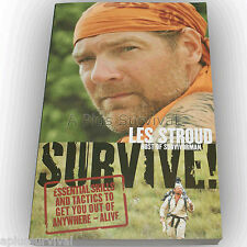 Survive by Les Stroud - Survival Essentials for Kits