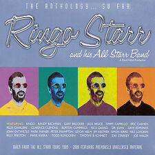 And His All Starr Band Starr, Ringo Audio CD