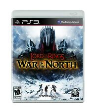 Lord of the Rings: War in the North PS3 New Sony Playstation 3
