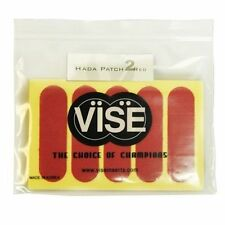 """2 PACK Vise Grips Hada Patch #2 RED 3/4"""" 100 pre cut Thumb Bowling Ball Tape"""