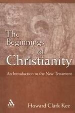 Beginnings of Christianity: An Introduction To The New Testament-ExLibrary