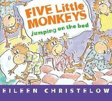 Five Little Monkeys Jumping on the Bed A Five Little Monkeys Story