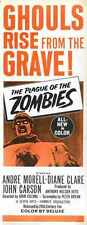 Plague Of Zombies Poster 02 A3 Box Canvas Print
