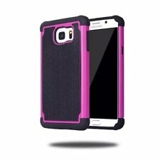 Hybrid Silicone Shockproof Case Hard Back Cover for Samsung Galaxy S3 S4 S5 Mini