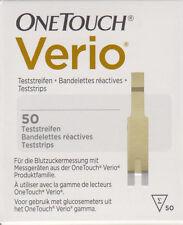 Lifescan One Touch Verio Sensoren neu+OVP v. Fachh.