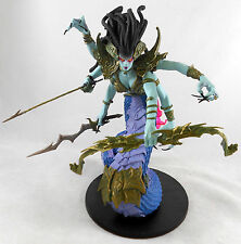 "NIB 10"" World of Warcraft WOW LADY VASHJ Big Deluxe Collect Action Figure"