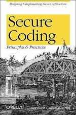 Secure Coding: Principles and Practices, Mark G. Graff, Kenneth R. Van Wyk, Acce