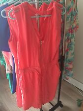 New Warehouse Coral Dress Size 14