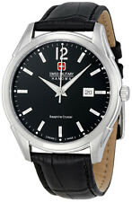 SWISS MILITARY HANOWA MOUNTAIN GUIDE  MEN'S WATCH SWM06-4157-04-007  MSRP: $300