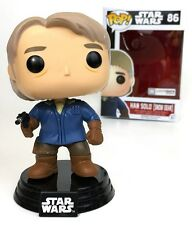 Han Solo Snow Gear Star Wars Pop! Funko bobble-head Vinyl figure LootCrate n° 86