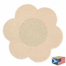 500 LOT PASTIE Flower DISPOSABLE NIPPLE COVER ADHESIVE STICKER BRA BOOB SALE NEW