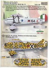 Print Scale Decals 1/48 FIAT C.R.32 Italian WWII Fighter
