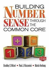 Building Number Sense Through the Common Core, Herlong, Marla L., Riccomini, Pau