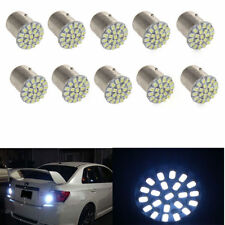 10X Tail Break Stop Turn Signal Light White 1157 BAY15D 22 SMD LED Light Bulb