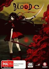 Blood-C: Series Collection DVD NEW