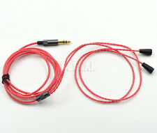 Replacement audio cable for sennheiser IE8 IE 8 IE80 IE8I IN-EAR PHONES