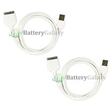 2 USB Travel Battery Charger Data Sync Cable for Apple iPad Pad Tablet 2 2nd Gen
