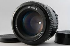 [EXC++] Nikon Nikkor AF 50 50mm 1.4 F1.4 D Lens from Japan #KS262