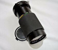 VIVITAR F/NIKON AIS 70-210 MM F/4.5 MULTI COATED MACRO FOCUSING ZOOM SHARP!