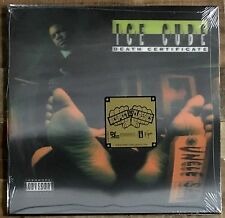 Ice Cube - Death Certificate LP [Vinyl New] With 3d Lenticular Cover