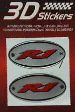 ADESIVO YAMAHA R1 3D MOTORCYCLE SCOOTER STICKERS