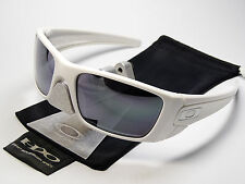OAKLEY FUEL CELL WHITE SONNENBRILLE GASCAN ANTIX MONSTER DOG DOGGLE BATWOLF TEN