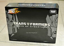 Transformers Sons Of Cybertron Classic Optimus Prime vs Rodimus Takara Tomy MISB