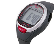 Timex IRONMAN® Easy Trainer Heart Rate Monitor Watch - Grey