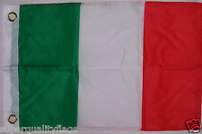 NEW 12x18 ITALY ITALIAN BOAT FLAG WITH BRASS GROMMETS