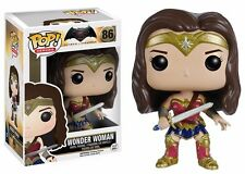 Funko Pop! Heroes: Batman vs Superman Movie - Wonder Woman Action Figure