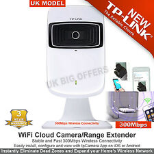 TP-LINK NC200 WiFi Cloud Security Camera/Range Extender/Home Monitor Indoor UK