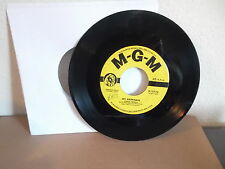 CONNIE FRANCIS M-G-M 45 Record Never Before & My Happiness K12738
