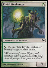 4x Elfo Cacciamaledizioni - Elvish Hexhunter MTG MAGIC SM Shadowmoor Ita