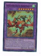 X1 YUGIOH SKY GALLOPING GAIA THE DRAGON CHAMPION MIL1-EN010 SUPER 1ST IN HAND