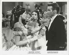 MONTGOMERY MONTY CLIFT LIZ ELIZABETH TAYLOR RAINTREE COUNTY MGM FILM STILL #12