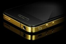 Apple iPhone 4 Custom 32gb Black And Gold Voda Amazing Christmas Xmas Gift