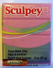 M00156 MOREZMORE Sculpey III PRINCESS PEARL PINK 2 oz Polymer Clay S302 530