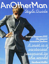 ANOTHER MAN Style Guide S/S 2009 ADRIEN BRUNIER Jamie Kendrick CLEMENT POINAS