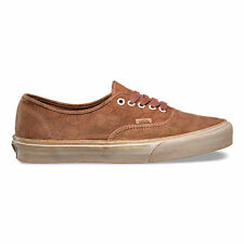 Vans Authentic + (Overwash Paisley) Glazed Ginger Men's Skate Shoes SIZE 13