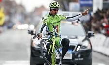 PETER SAGAN TEAM LIQUIGAS CANNONDALE VICTORY POSTER WORLD CHAMPION 2015
