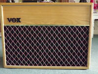 VOX AC30 (SOLID ASH CABINET)