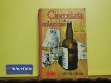 ART 7.064 LIBRO CIOCCOLATA A COLAZIONE DI PAMELA MOORE 1956