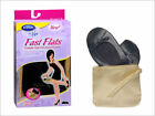 Dr, Scholls FAST FLATS Foldable Ballet Flats & Gold Wristlet Bag NEW ALL SIZES