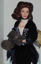 ROSE Porcelain TITANIC DOLL - Best Resemblance - FRANKLIN MINT -- Mint in Box