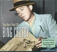 Bing Crosby - The Very Best Of...Greatest Hits (2CD 2013) NEW/SEALED