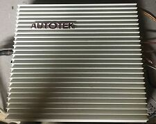 Old School Autotek 800X 2 channel amplifier,Rare,Vintage,Street Machine