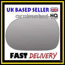 Left Passenger Side Wing Mirror Glass  MERCEDES ML W163 98-02 CONVEX