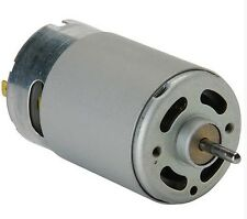 Mabuchi RS-555PH DC Motor 3 to 20V - Lot of 5 (28M120)