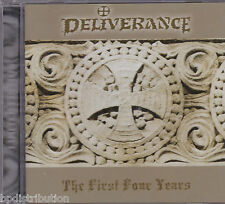 DELIVERANCE - THE FIRST FOUR YEARS (*NEW-CD, 2007) Christian Thrash Metal Demos